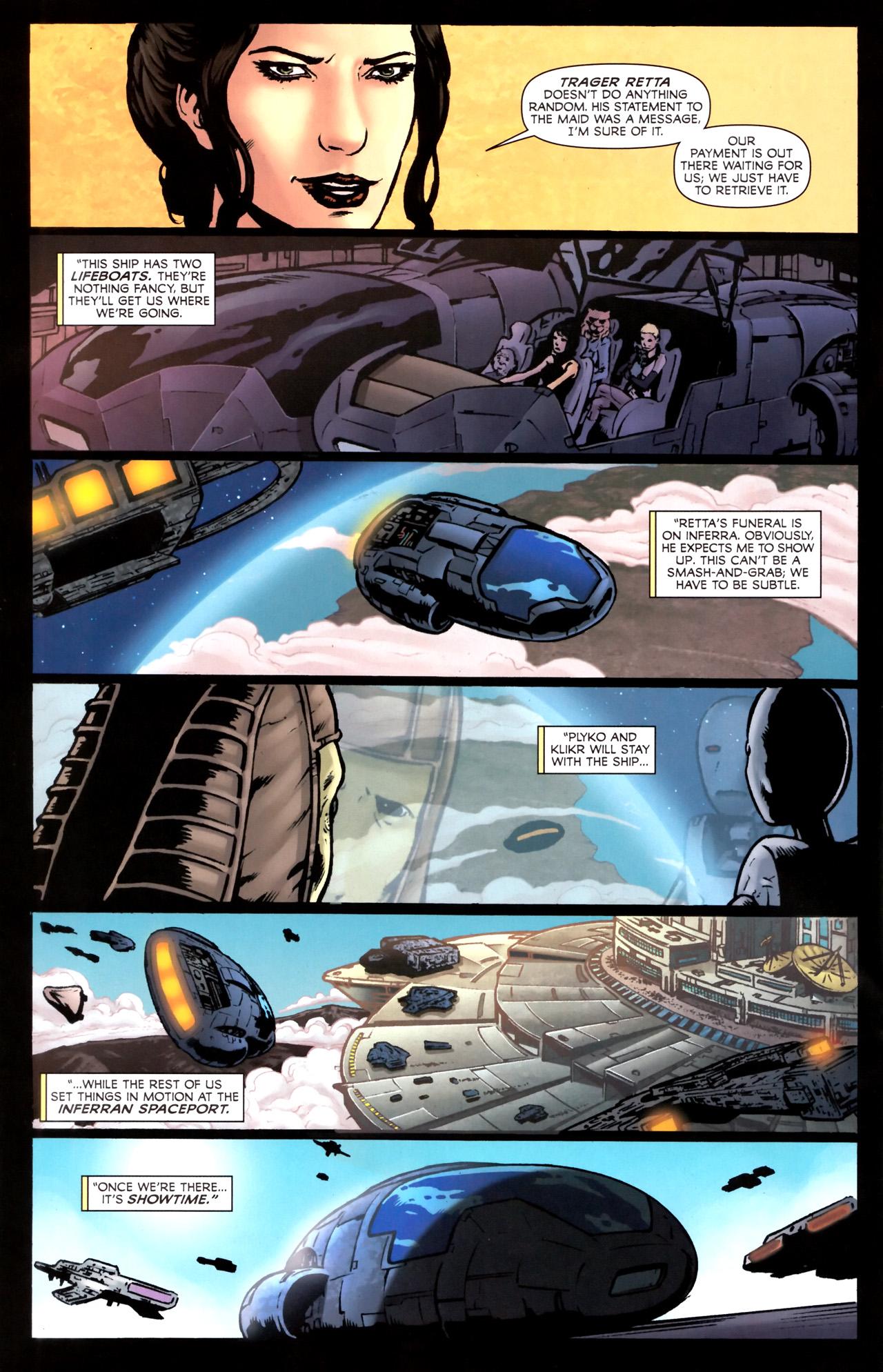 Read online Stargate Vala Mal Doran comic -  Issue #2 - 16