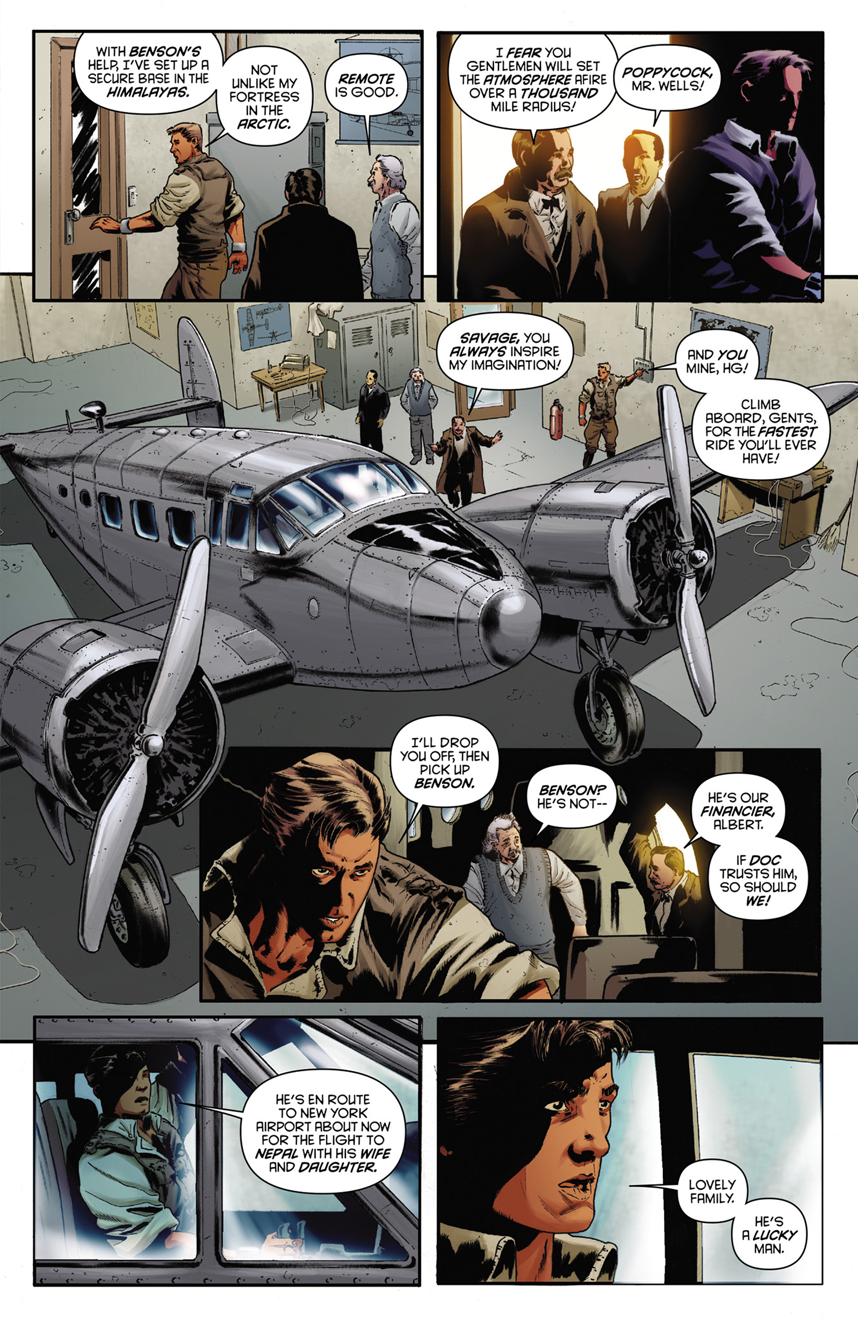 Read online Justice, Inc. comic -  Issue #1 - 11
