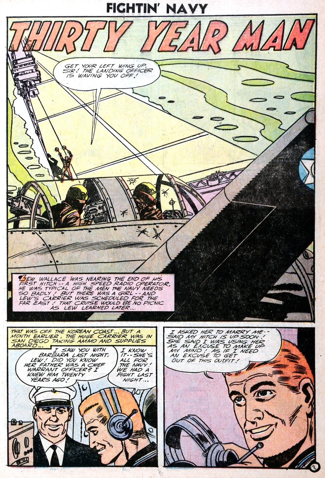 Read online Fightin' Navy comic -  Issue #75 - 11