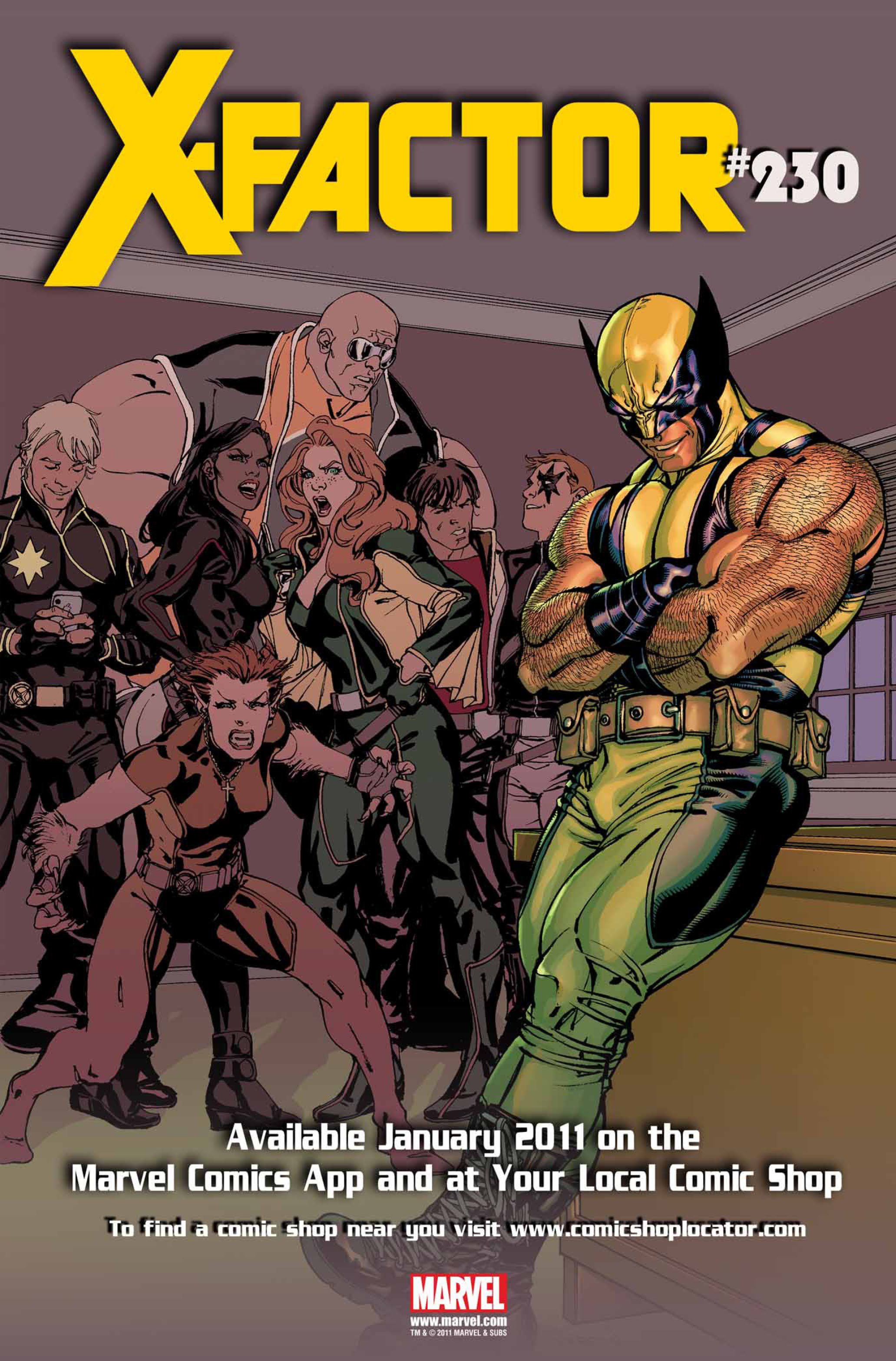 Read online X-Factor (1986) comic -  Issue #229 - 24