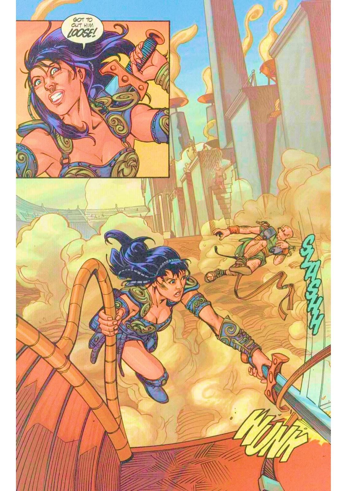 Xena: Warrior Princess (1999) Issue #7 #7 - English 17