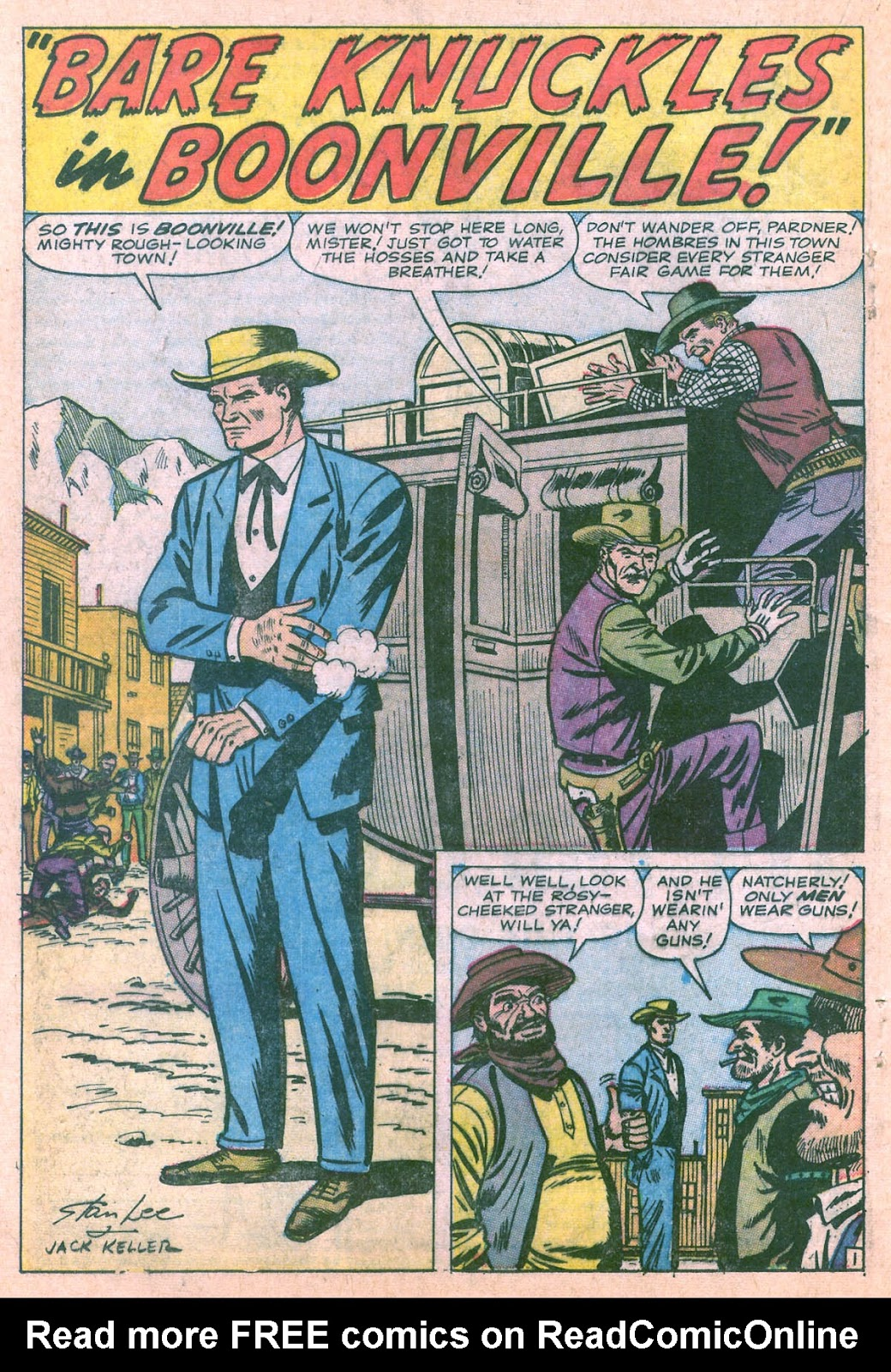 The Rawhide Kid (1955) issue 36 - Page 20