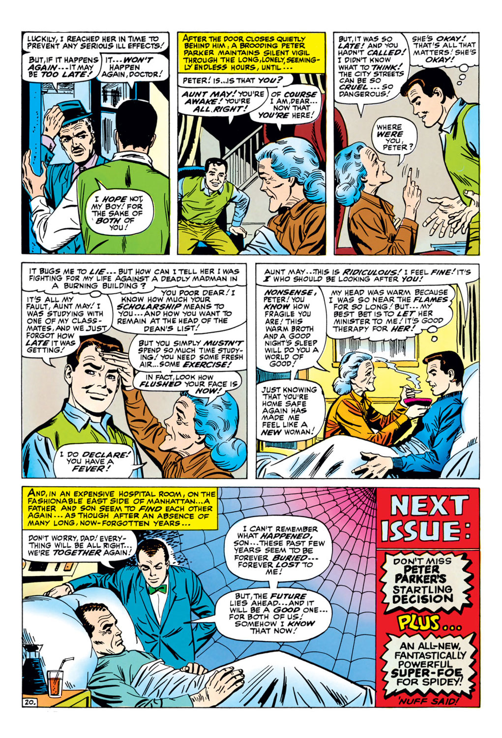 The Amazing Spider-Man (1963) 40 Page 20