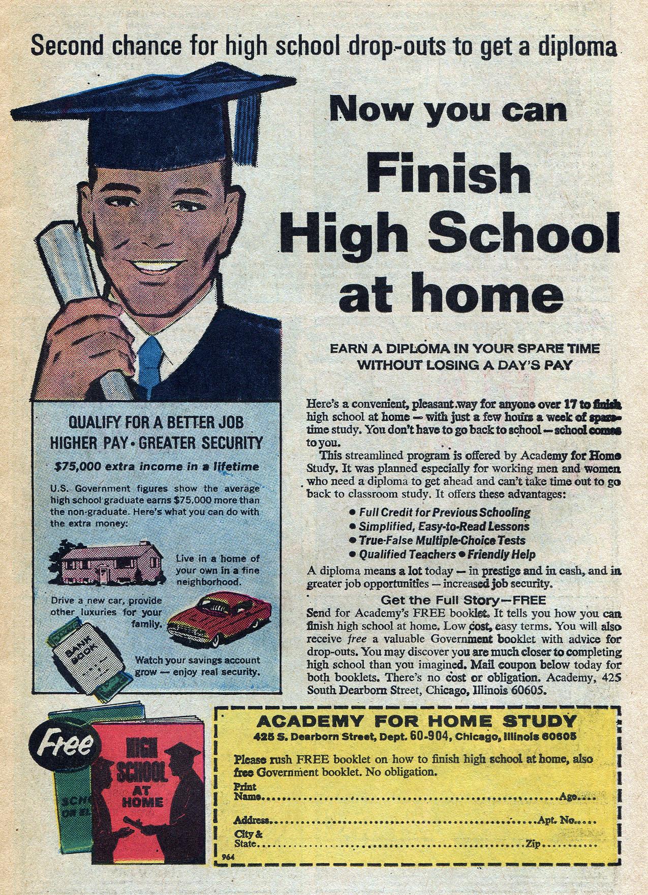 Read online Amazing Adventures (1970) comic -  Issue #4 - 11