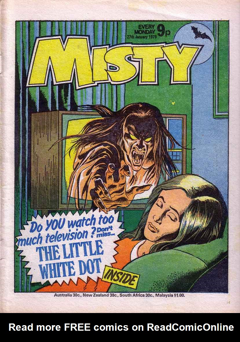 Misty 51 Page 1