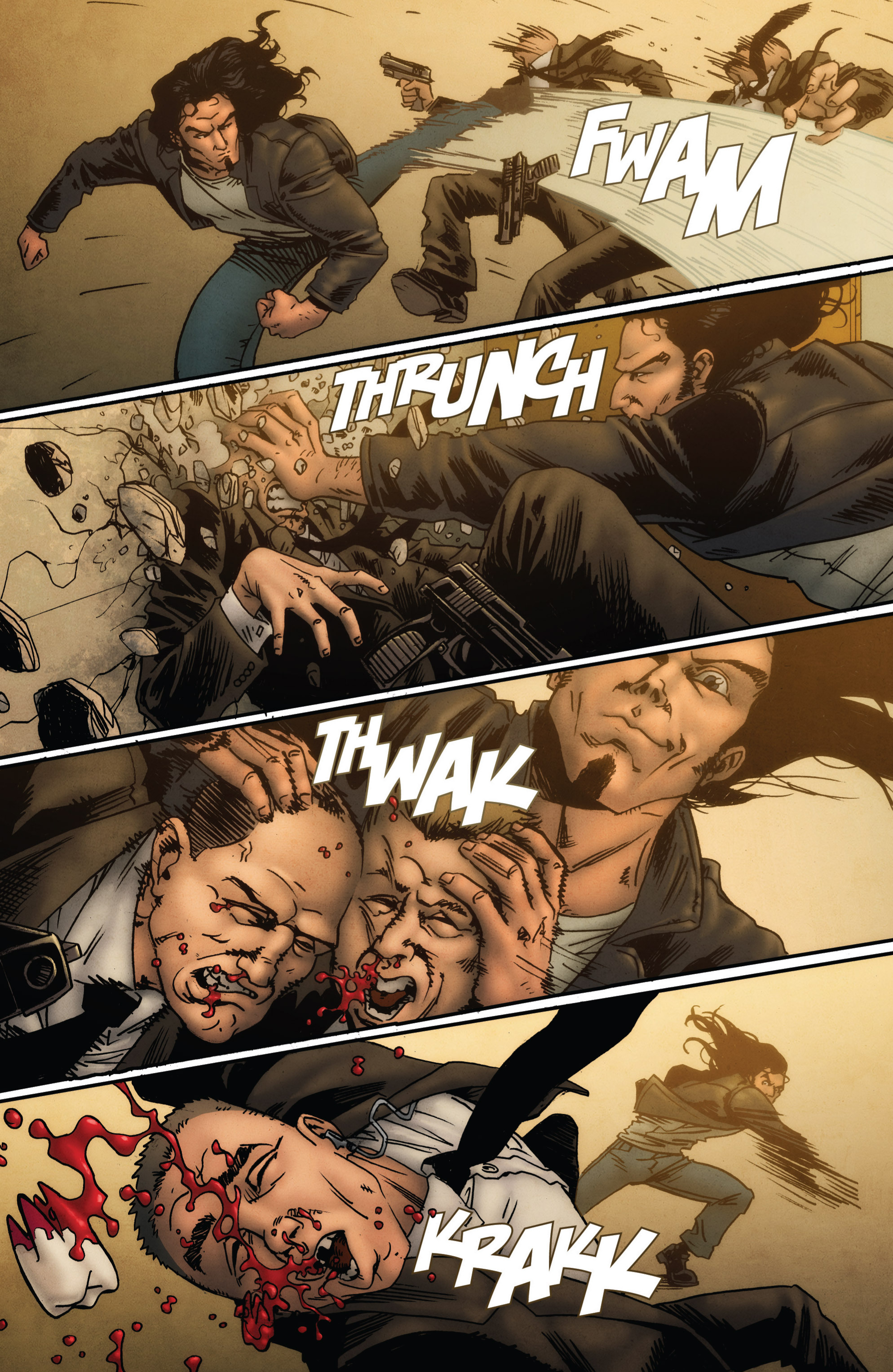 Read online Grimm Fairy Tales presents Grimm Universe comic -  Issue # TPB - 14