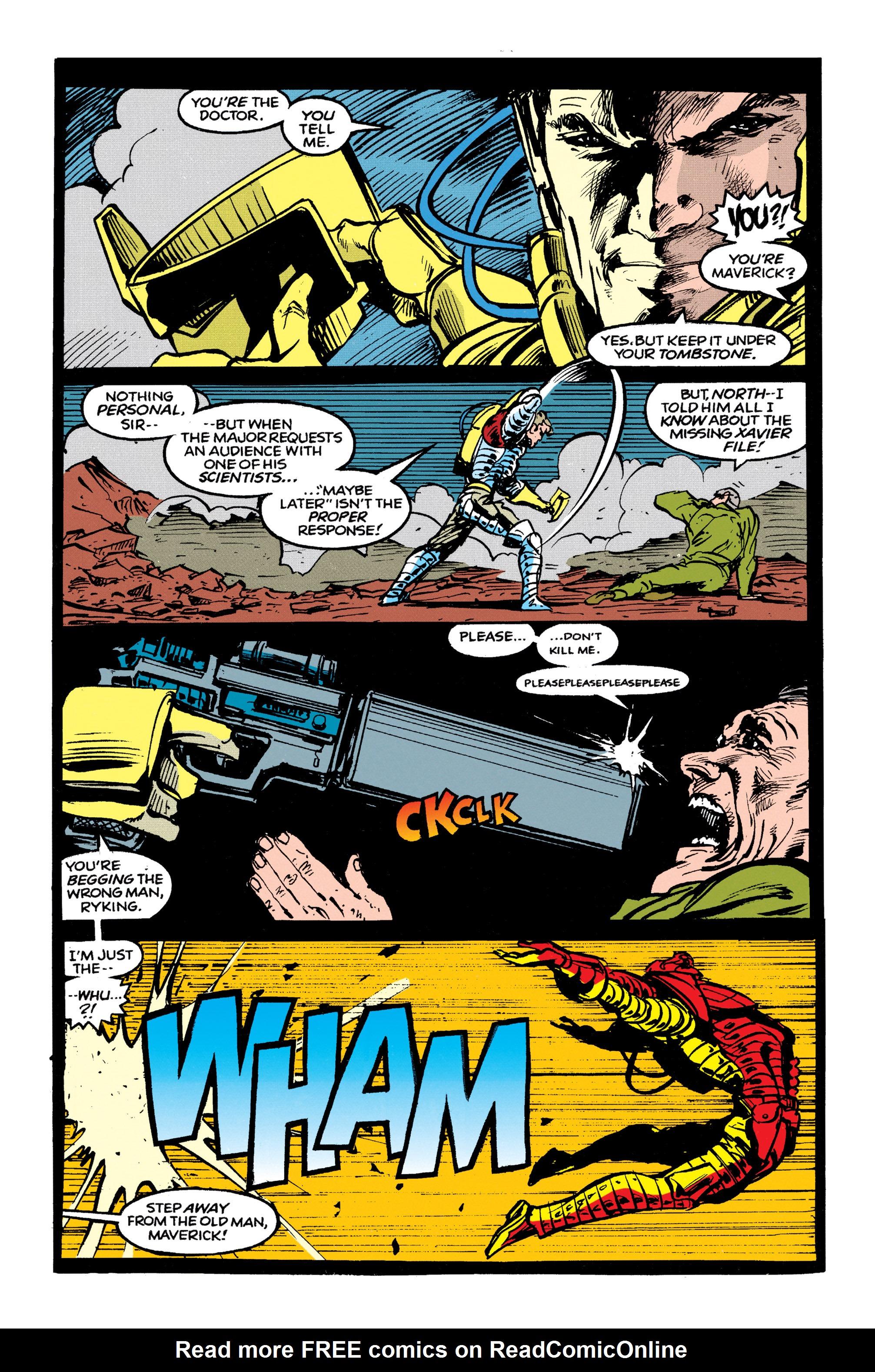 X-Men (1991) 10 Page 21