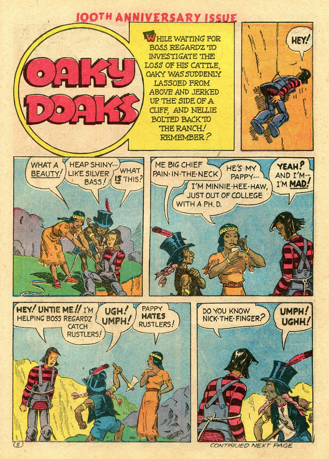 Read online Famous Funnies comic -  Issue #100 - 43