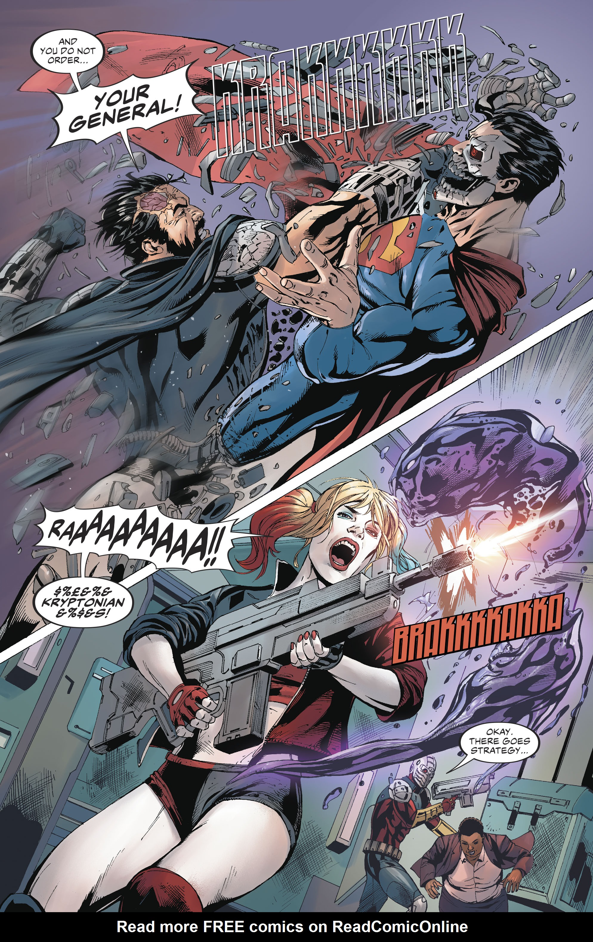Read online Suicide Squad (2016) comic -  Issue #19 - 10