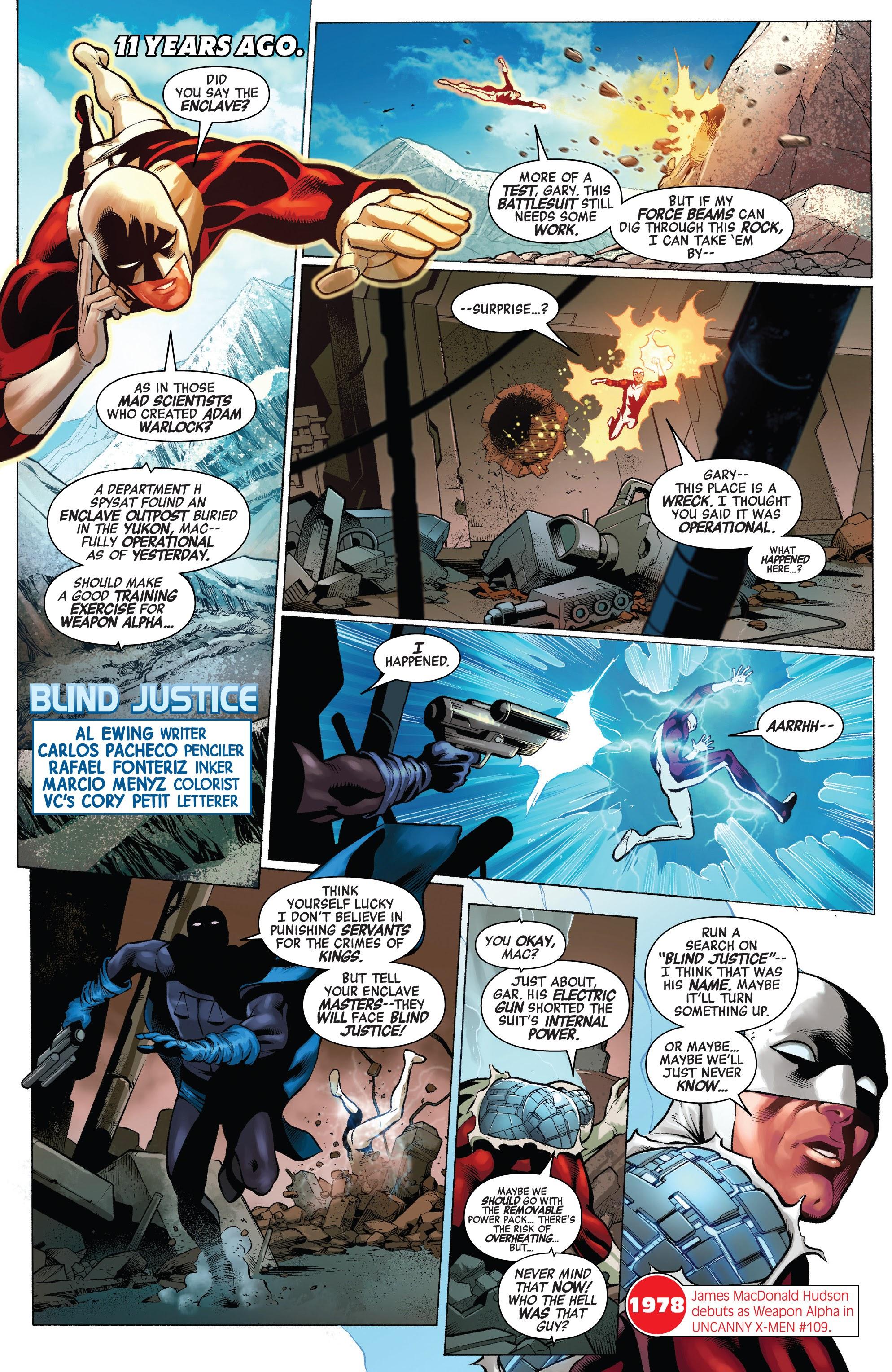 Read online Marvel Comics (2019) comic -  Issue #1000 - 42