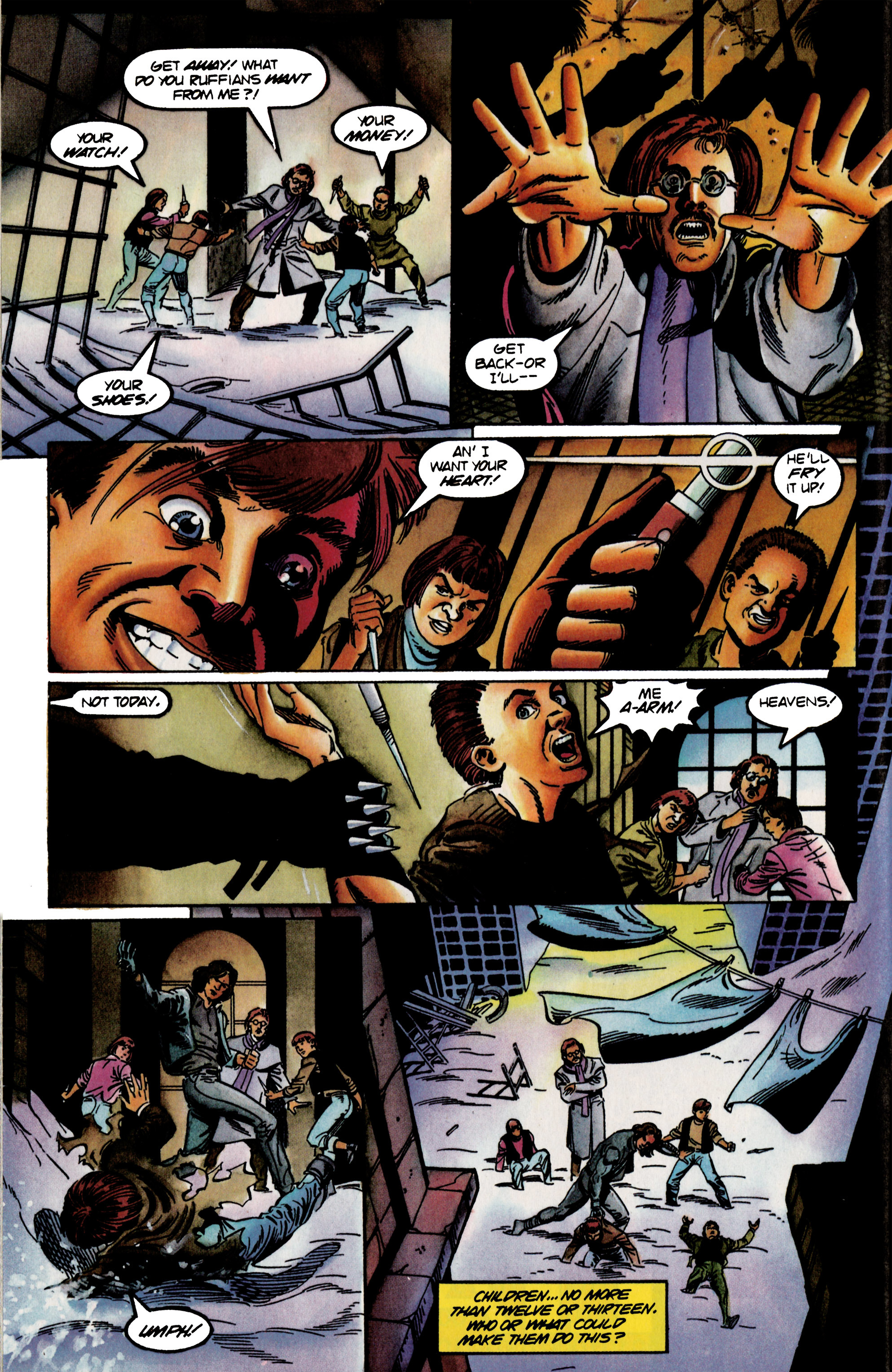 Read online Eternal Warrior (1992) comic -  Issue #24 - 9