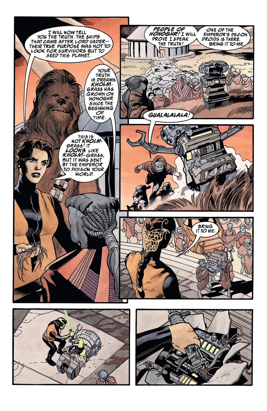 Read online Star Wars Legends: The New Republic - Epic Collection comic -  Issue # TPB 4 (Part 3) - 68