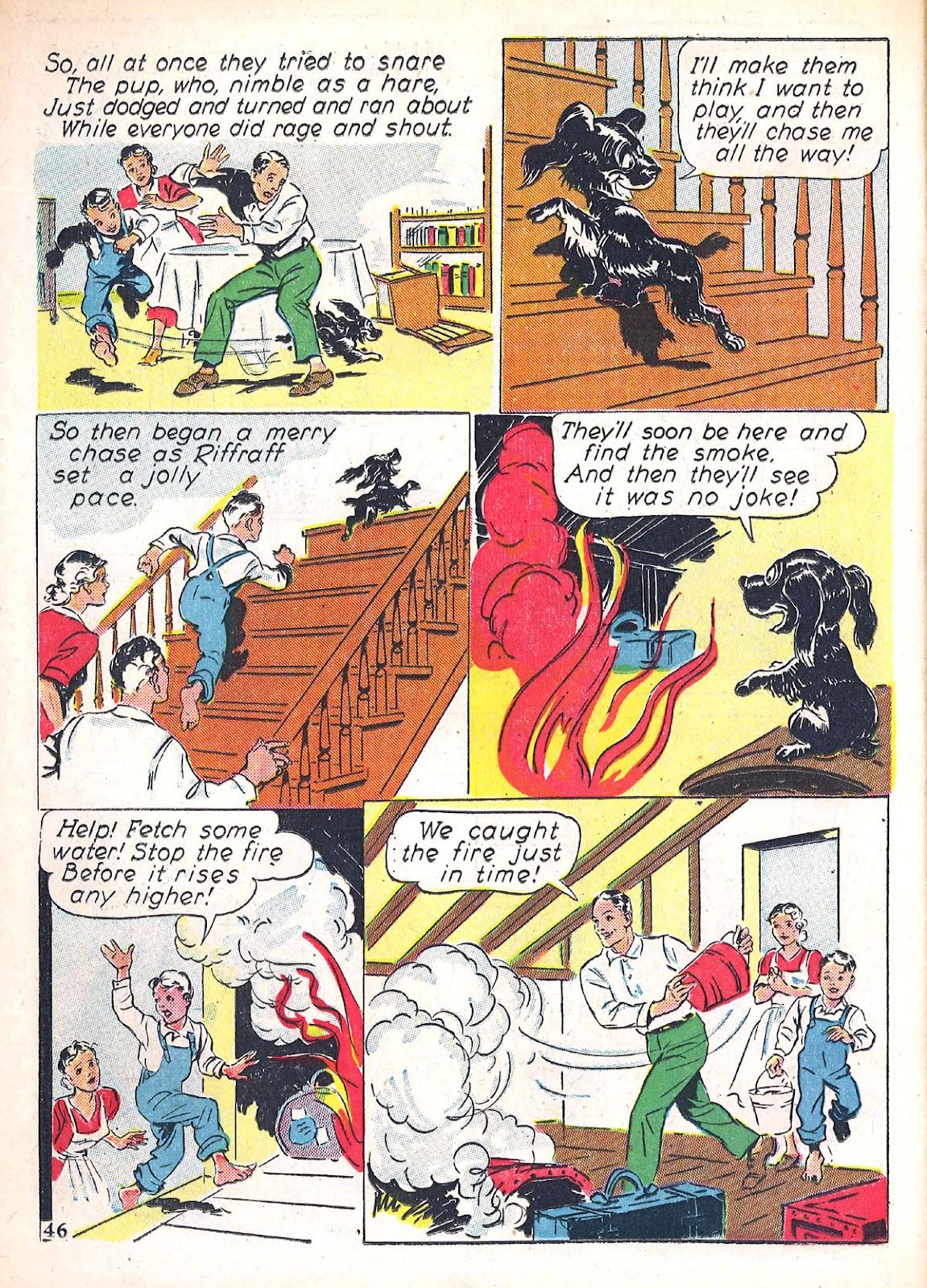 Read online Animal Comics comic -  Issue #4 - 49