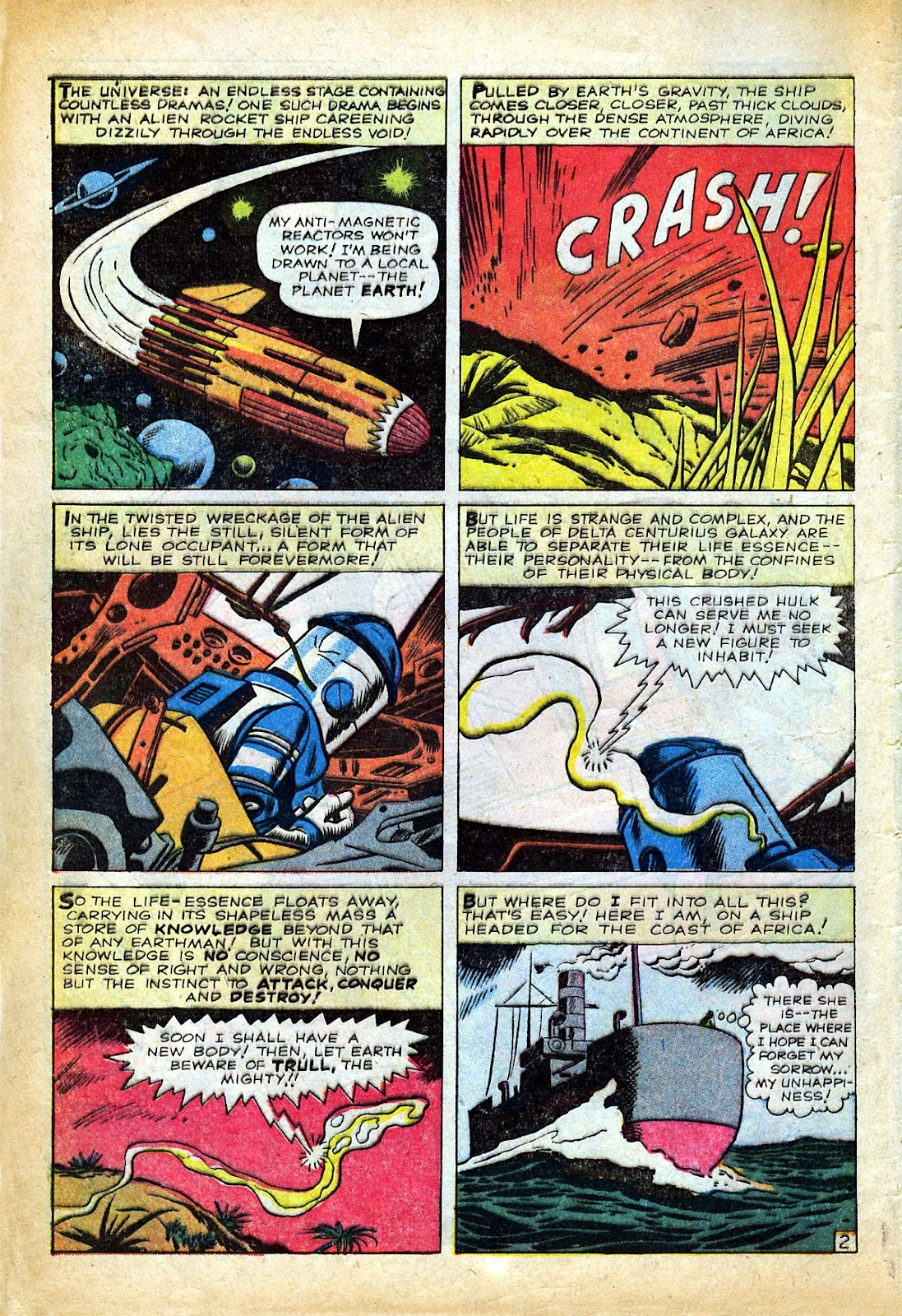 Tales to Astonish (1959) issue 21 - Page 4