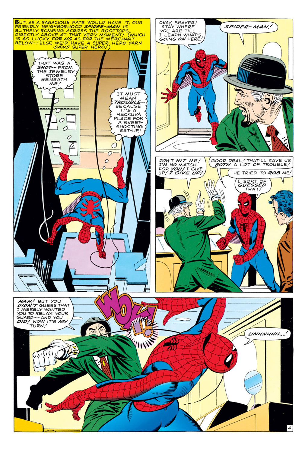 The Amazing Spider-Man (1963) 35 Page 4