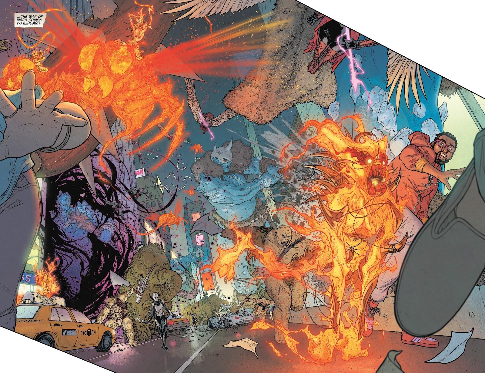 Read online Avengers Start Here Sampler 2019 comic -  Issue # Full - 19