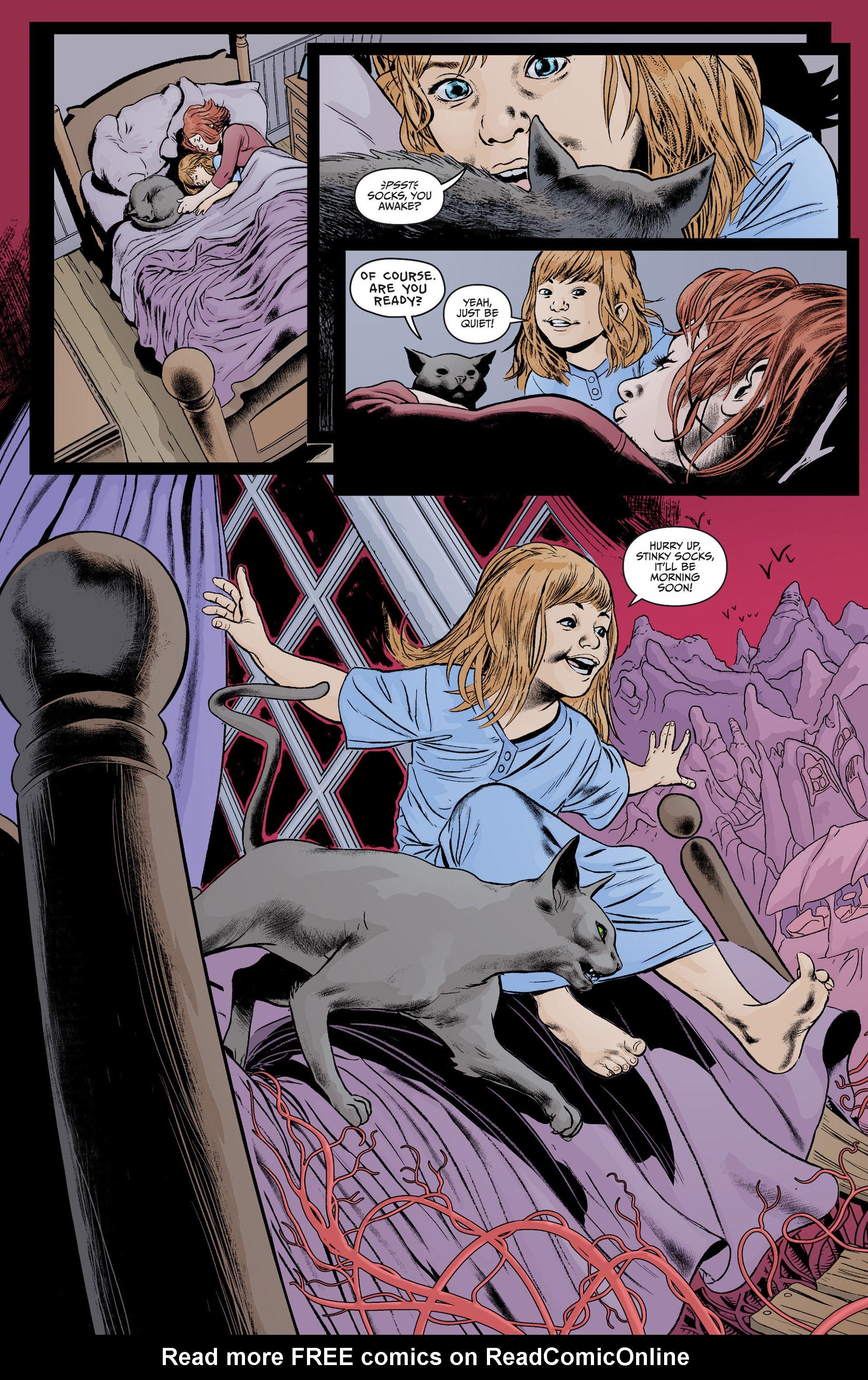 Read online Animal Man (2011) comic -  Issue #23 - 4