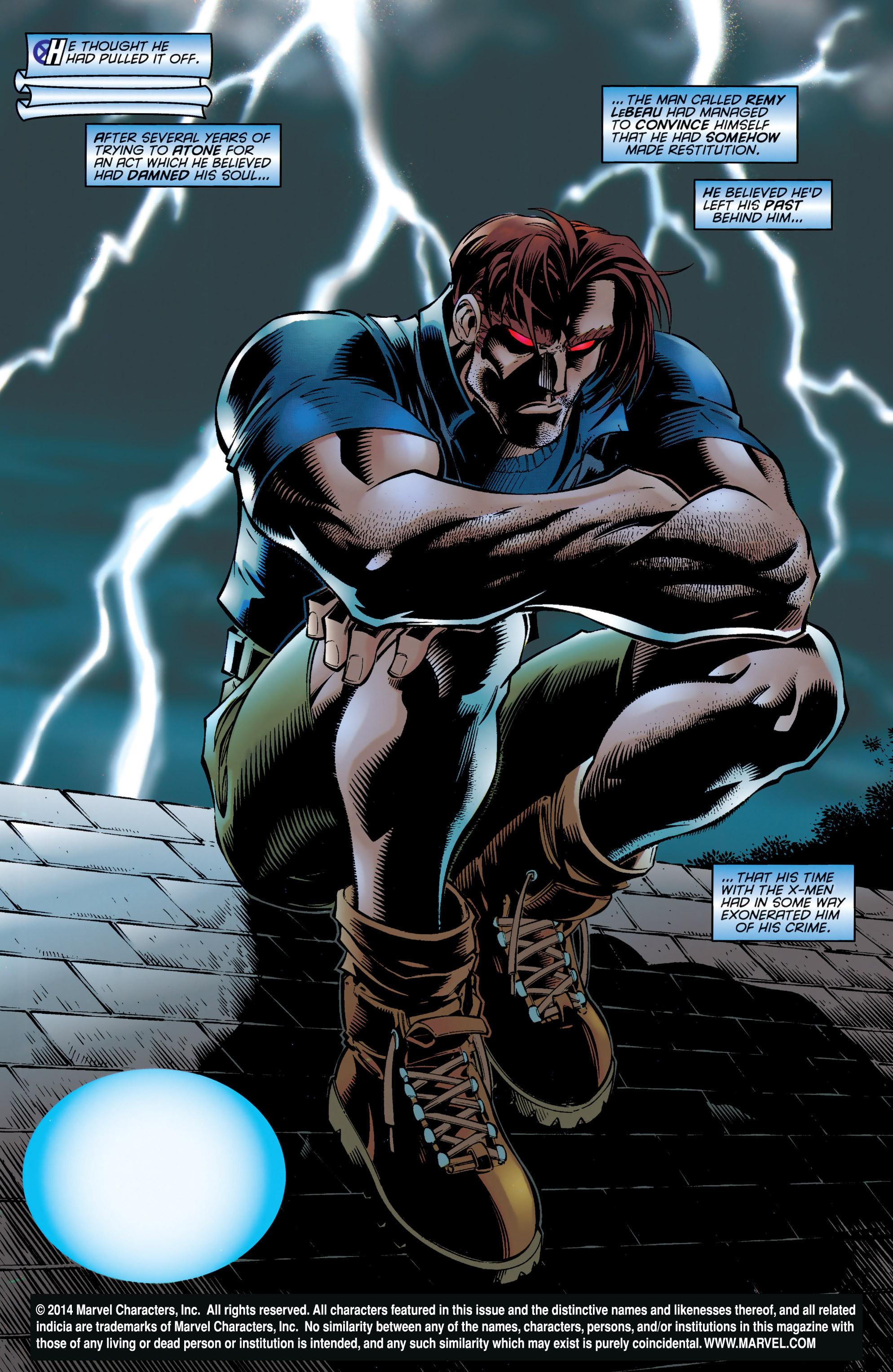 Read online Uncanny X-Men (1963) comic -  Issue #326 - 2