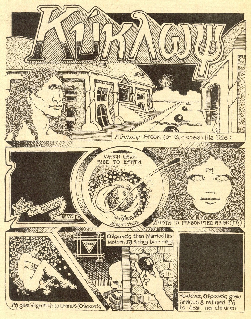 Kuklōps Comics issue Full - Page 3