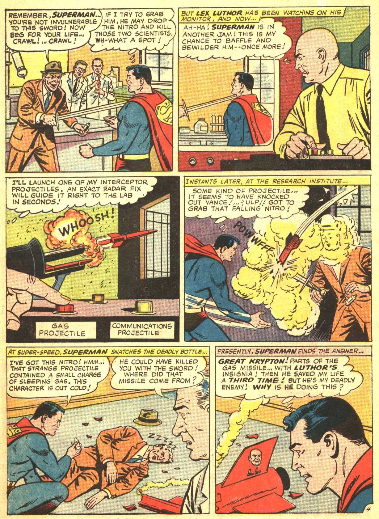 Read online Action Comics (1938) comic -  Issue #333 - 6