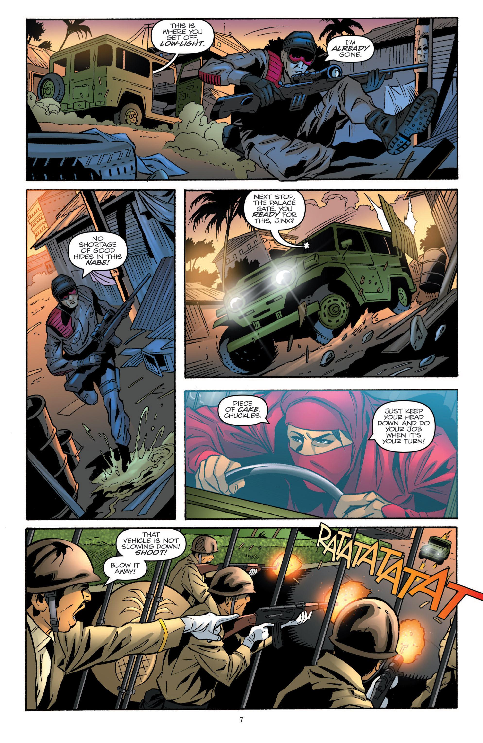G.I. Joe: A Real American Hero 191 Page 8