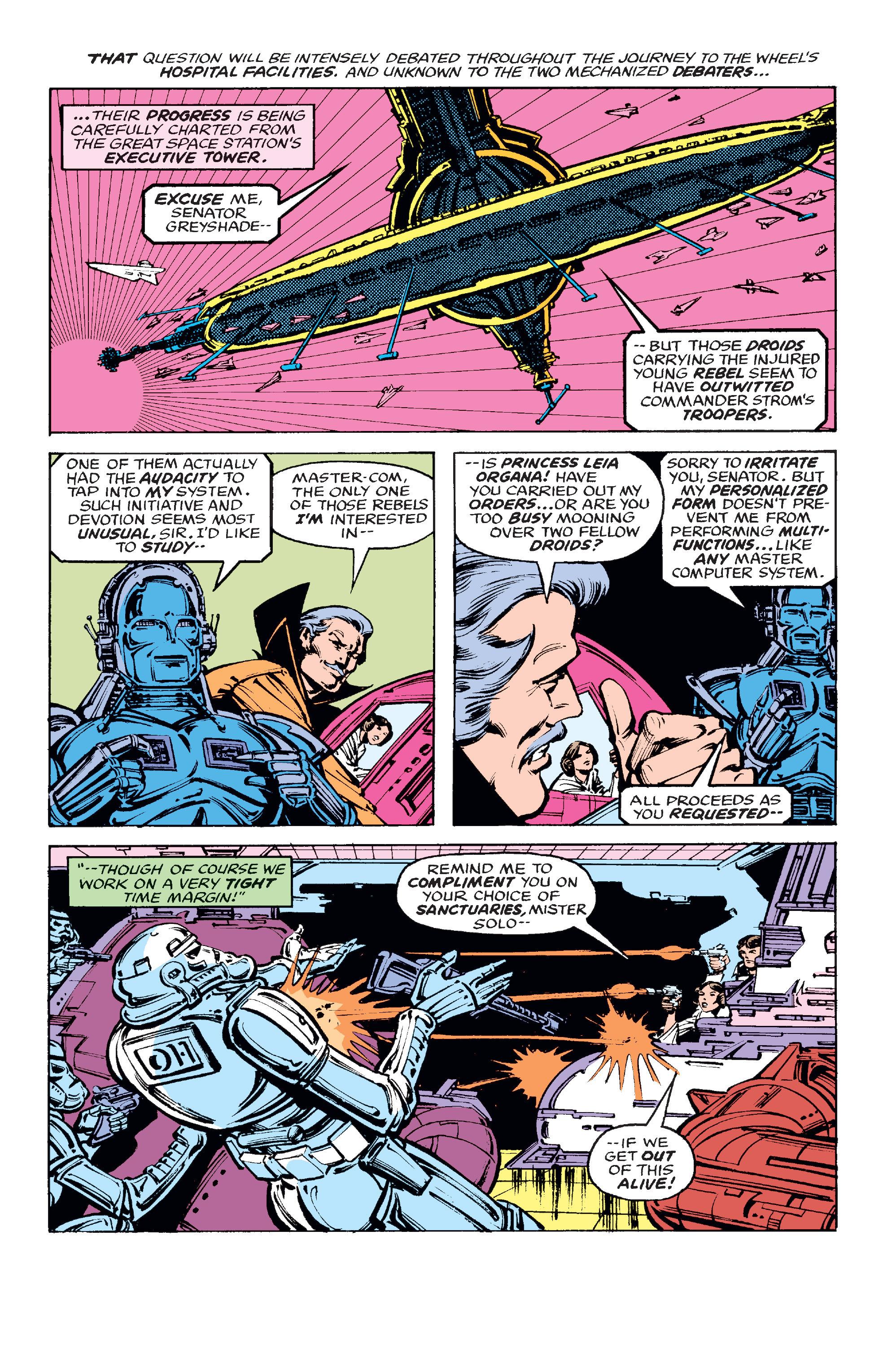 Read online Star Wars Omnibus comic -  Issue # Vol. 13 - 334
