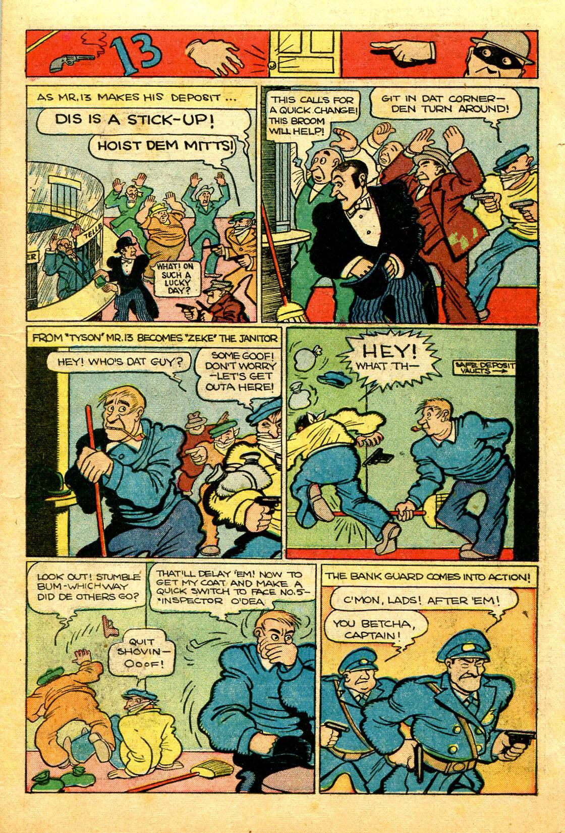 Read online Shadow Comics comic -  Issue #43 - 19