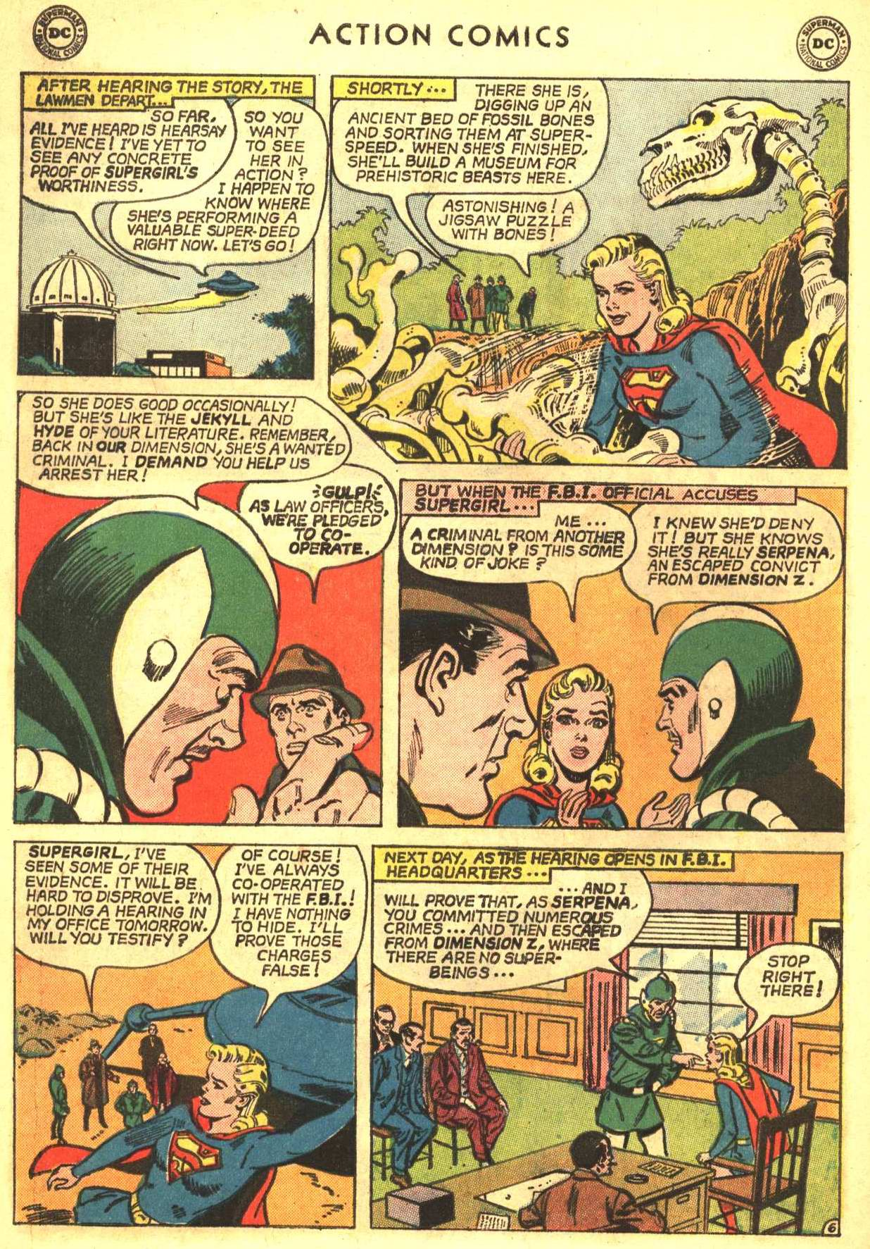 Read online Action Comics (1938) comic -  Issue #327 - 26