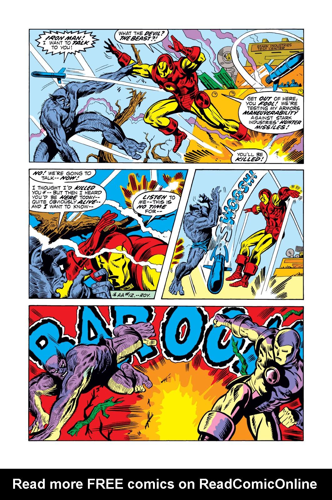 Read online Amazing Adventures (1970) comic -  Issue #14 - 3