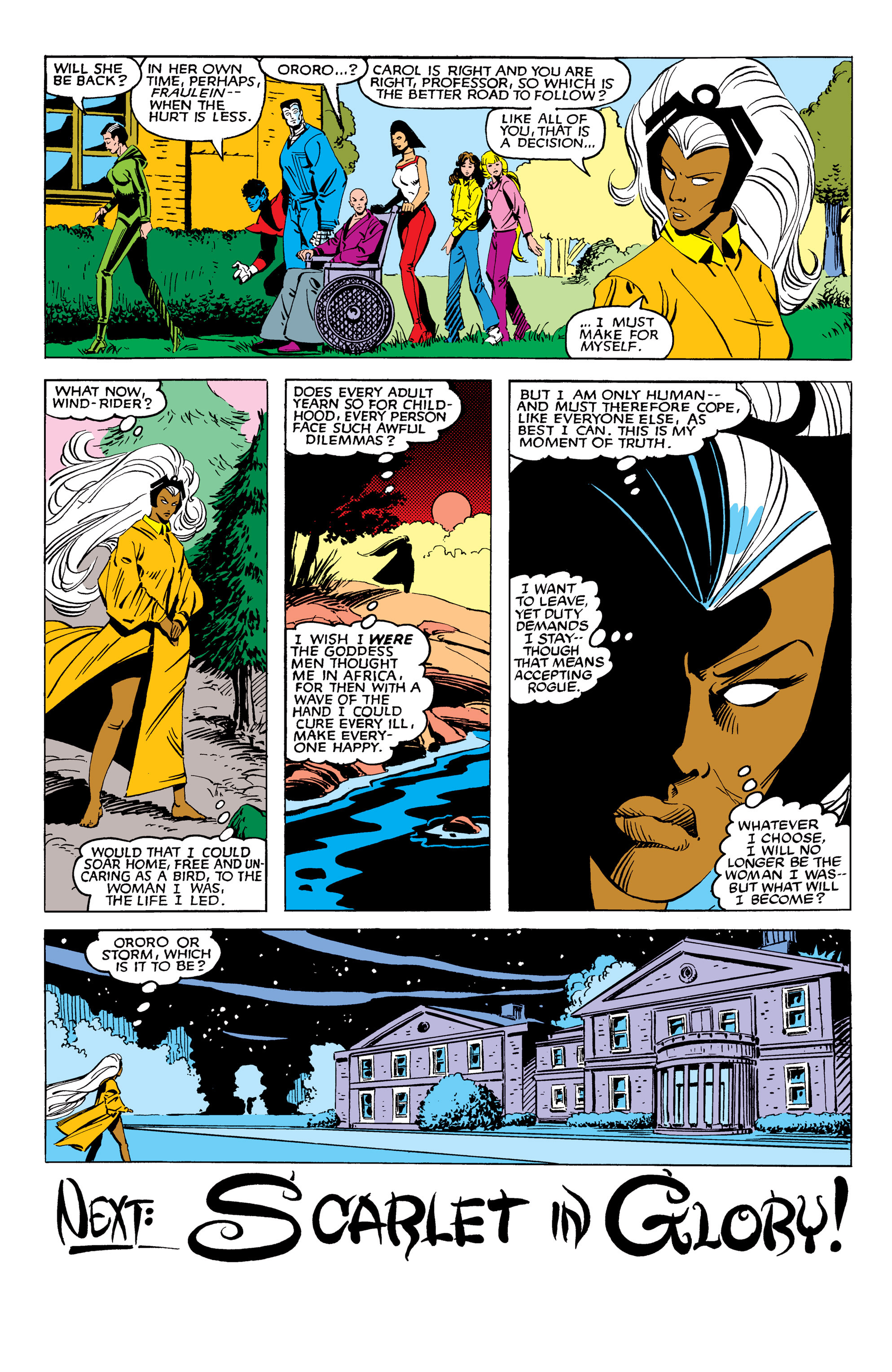 Read online Uncanny X-Men (1963) comic -  Issue #171 - 24