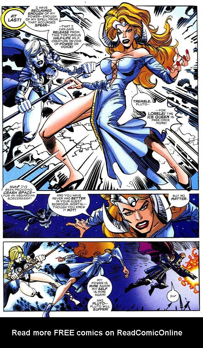 Defenders 2001 Issue 3 | Viewcomic reading comics online ...
