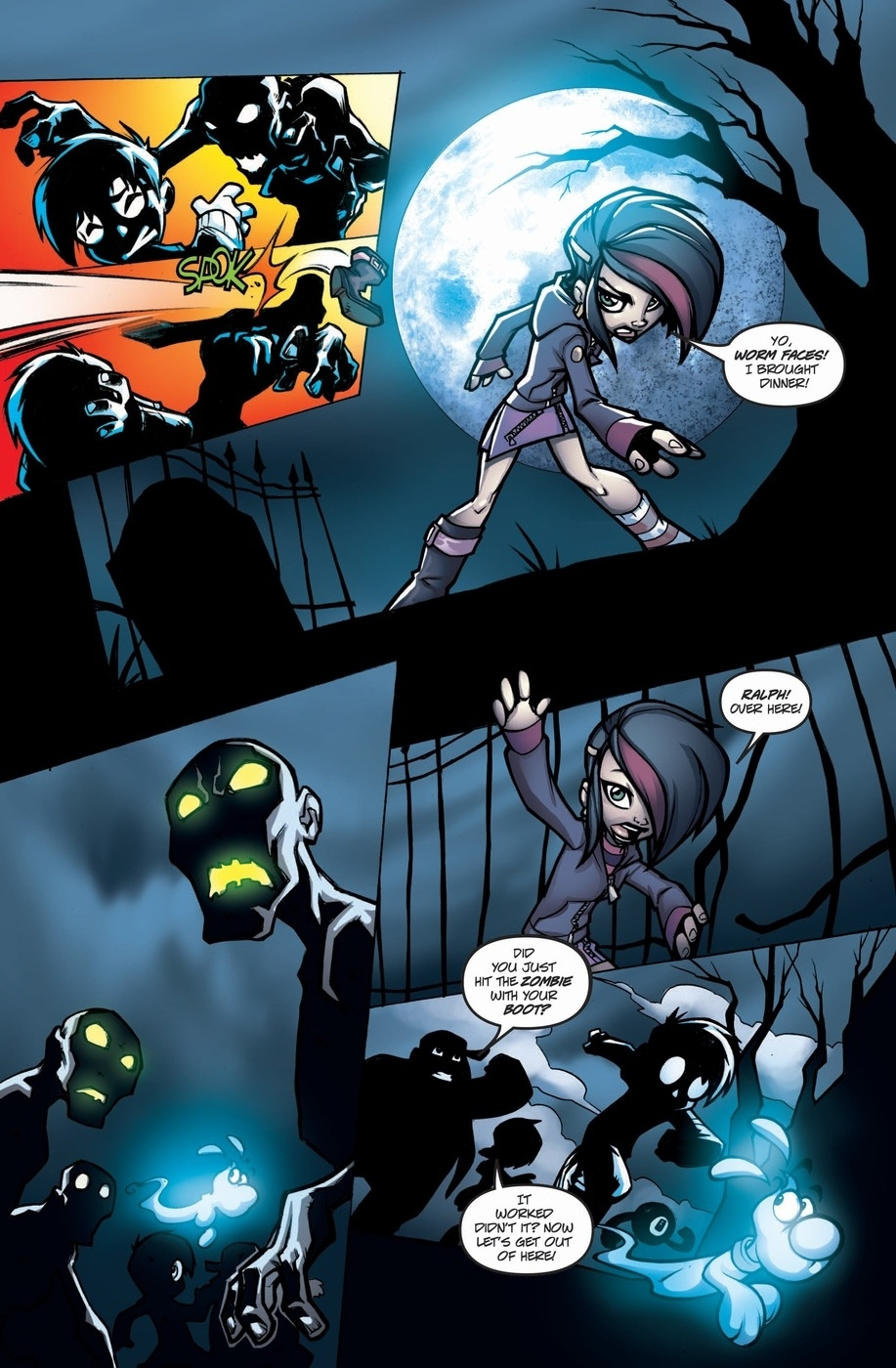 Read online Ralph Filmore comic -  Issue # Full - 44