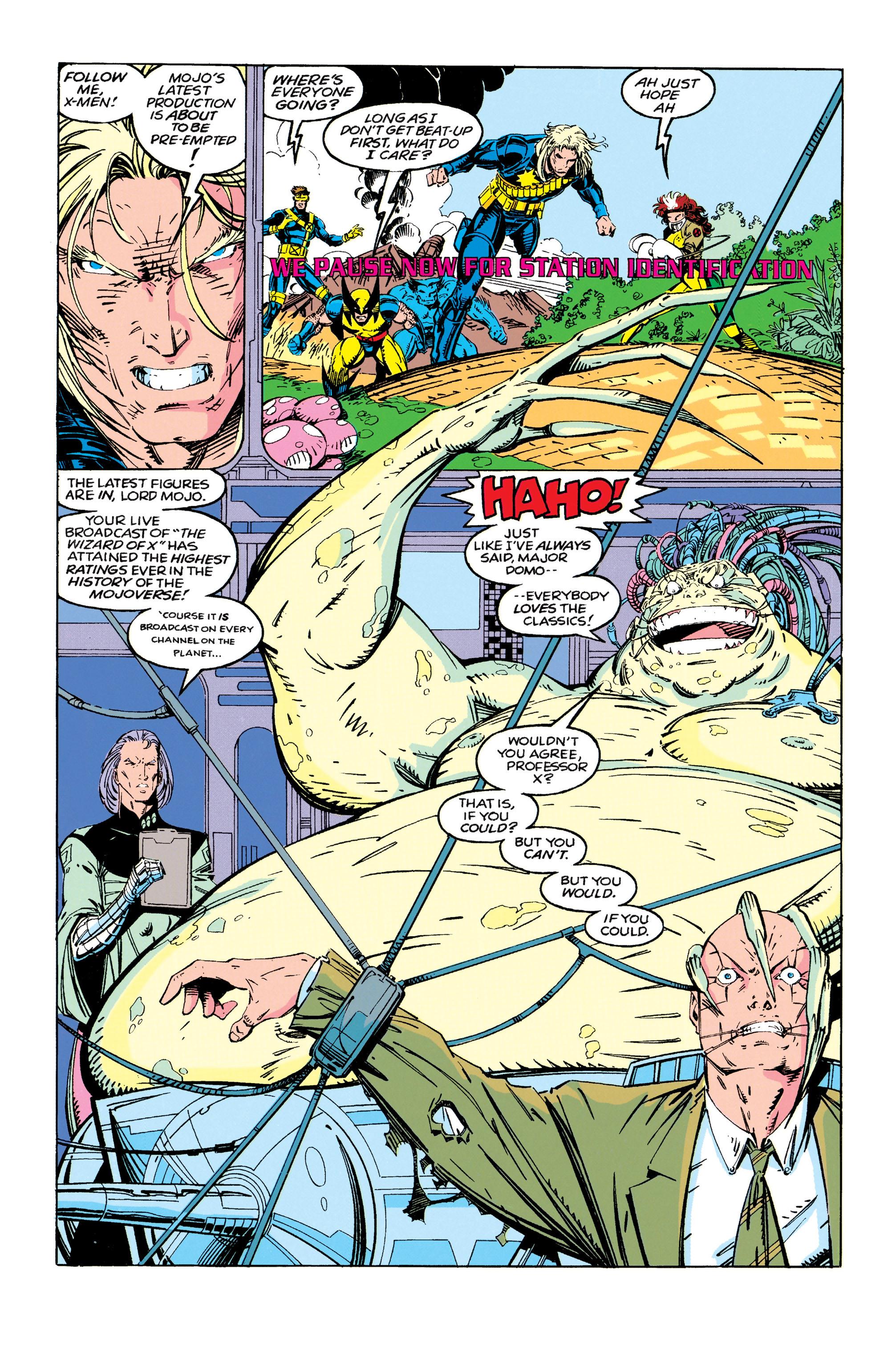 X-Men (1991) 10 Page 5