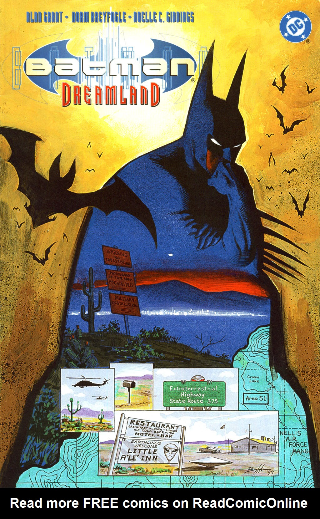 Batman: Dreamland Full Page 1