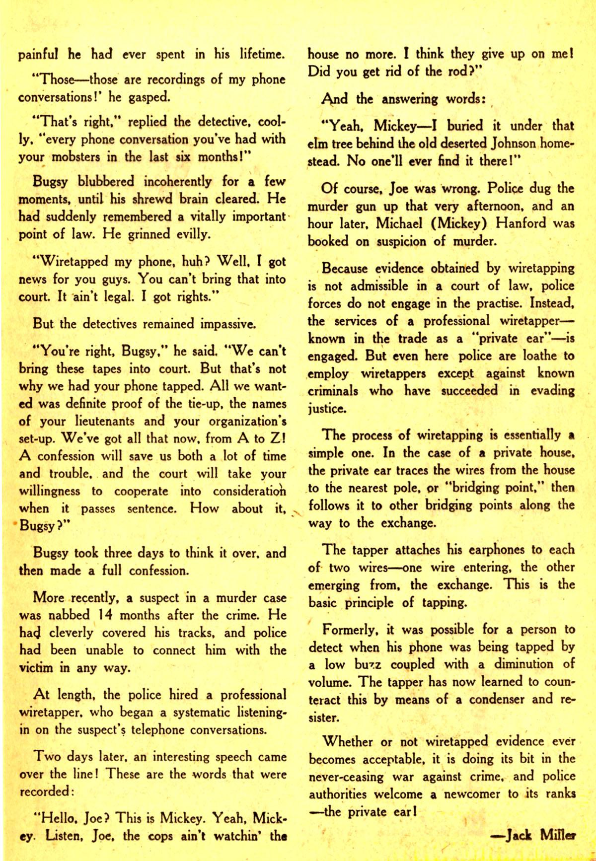 Read online Detective Comics (1937) comic -  Issue #211 - 32