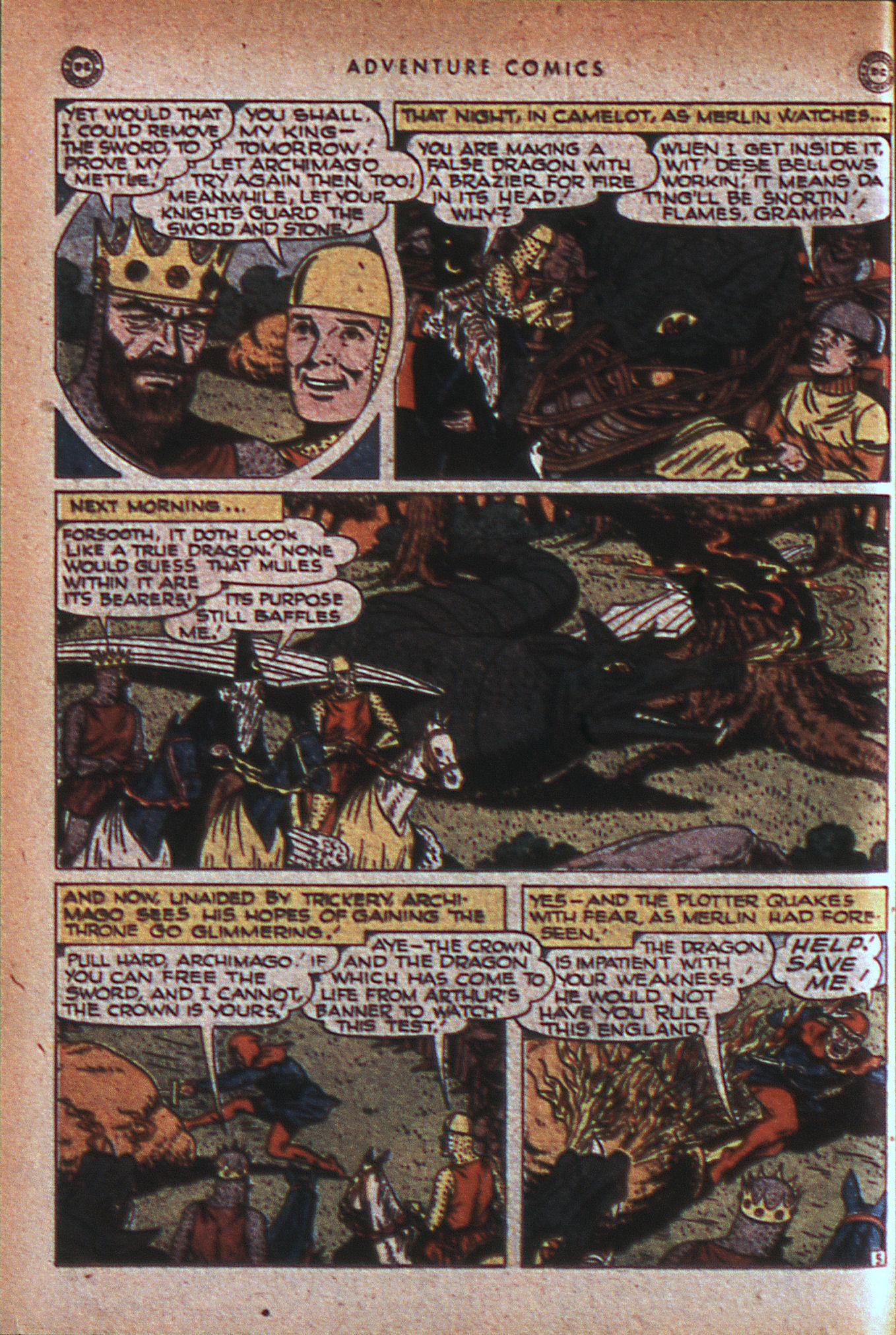 Read online Adventure Comics (1938) comic -  Issue #124 - 19