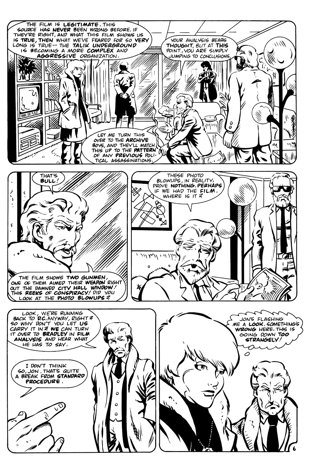 Eagle issue 14 - Page 8