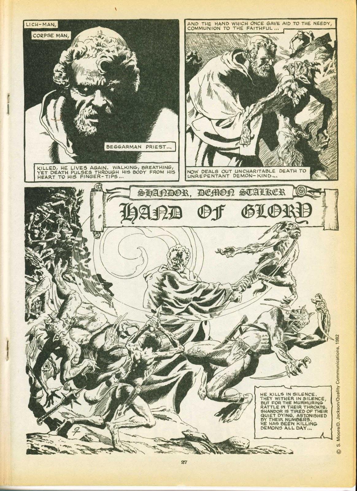 Warrior Issue #8 #9 - English 27