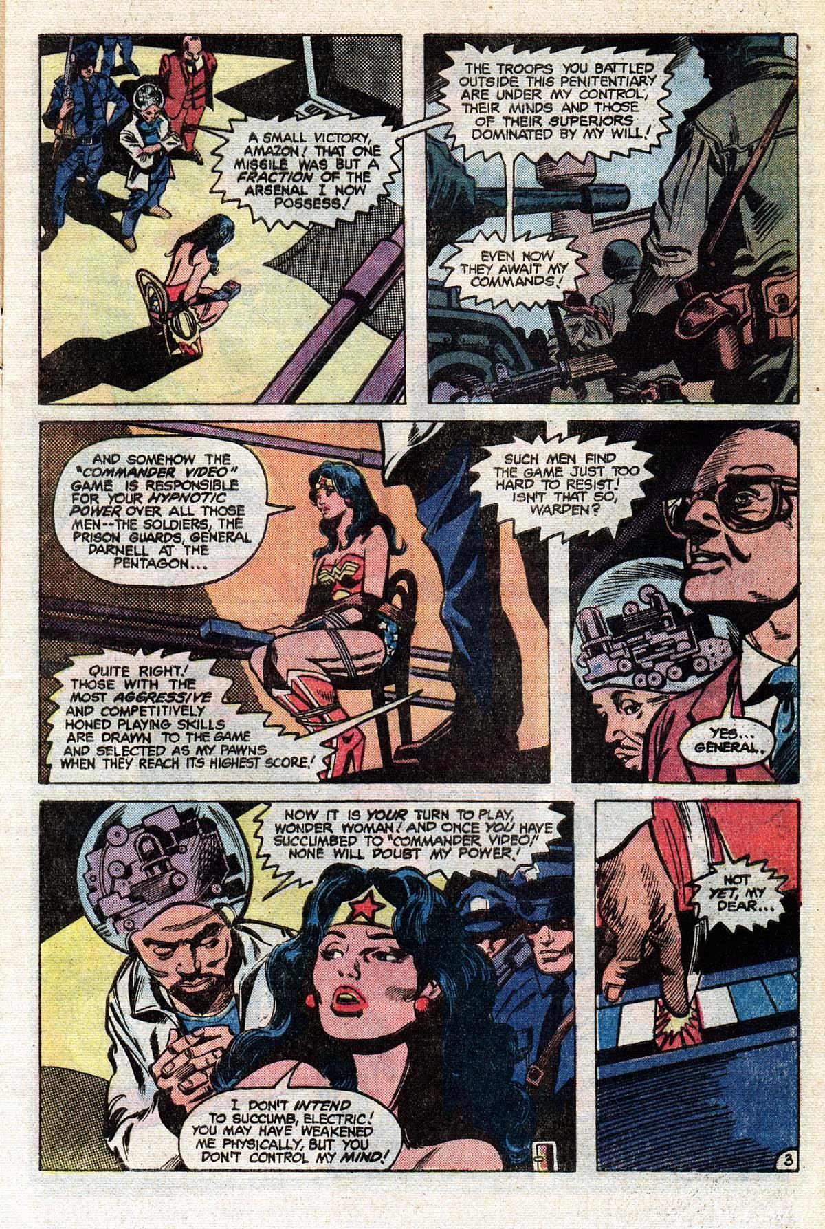 Read online Wonder Woman (1942) comic -  Issue #296 - 4