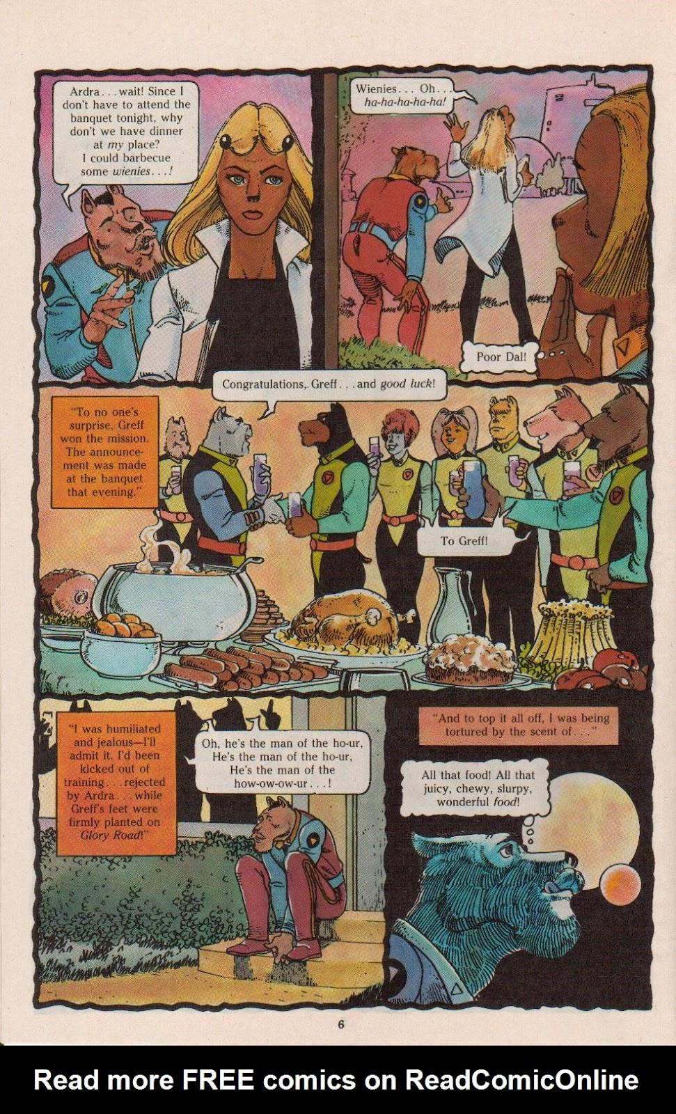 Read online Dalgoda comic -  Issue #7 - 8