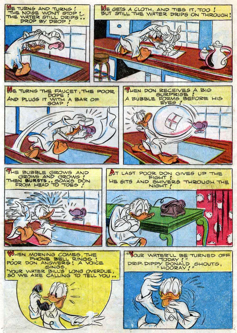 Walt Disney's Comics and Stories issue 87 - Page 37