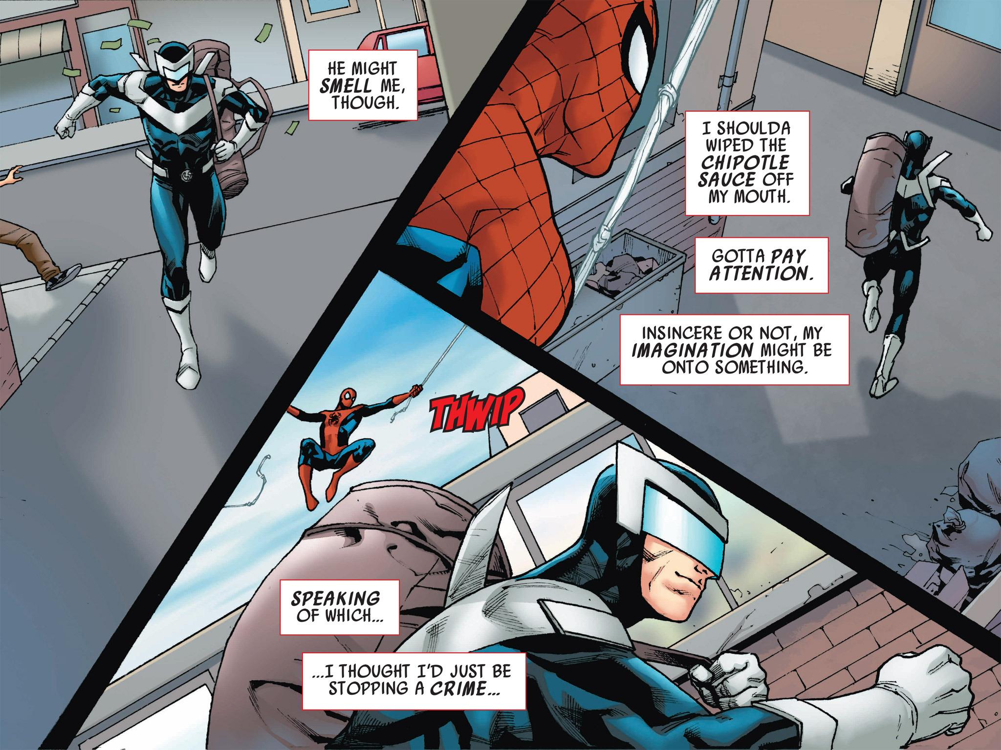 Read online Ultimate Spider-Man (Infinite Comics) (2016) comic -  Issue #2 - 20