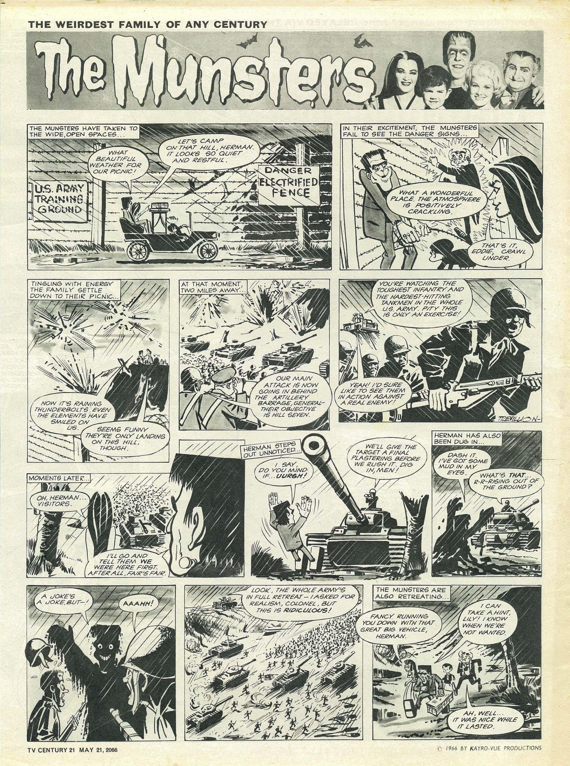 Read online TV Century 21 (TV 21) comic -  Issue #70 - 9