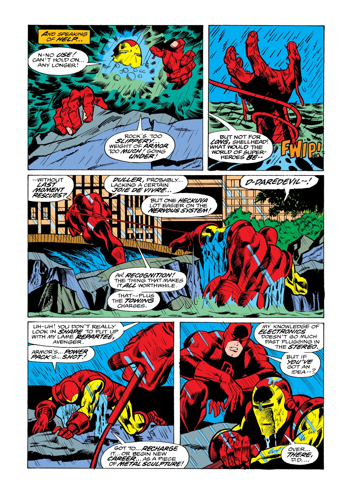 Read online Marvel Masterworks: The Invincible Iron Man comic -  Issue # TPB 11 (Part 2) - 81