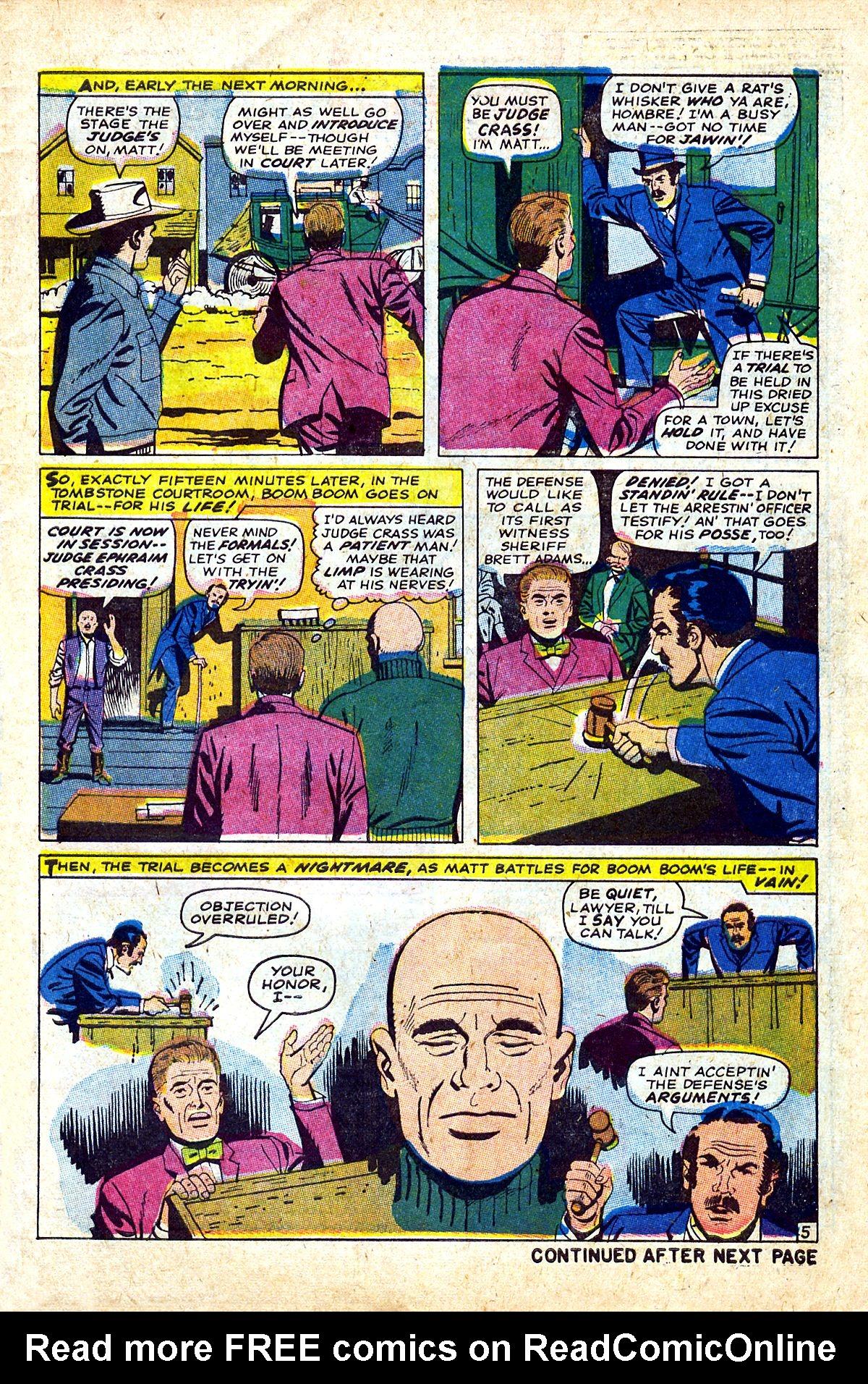 Read online Two-Gun Kid comic -  Issue #90 - 7