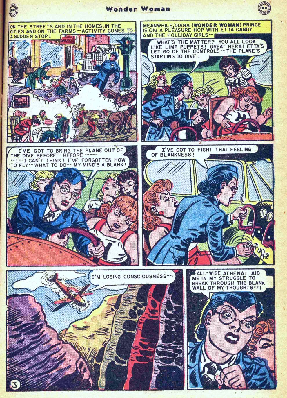 Read online Wonder Woman (1942) comic -  Issue #35 - 19