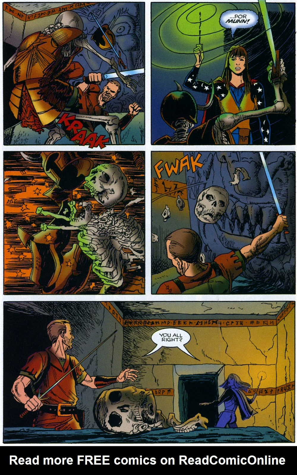 Read online Harsh Realm comic -  Issue #2 - 25