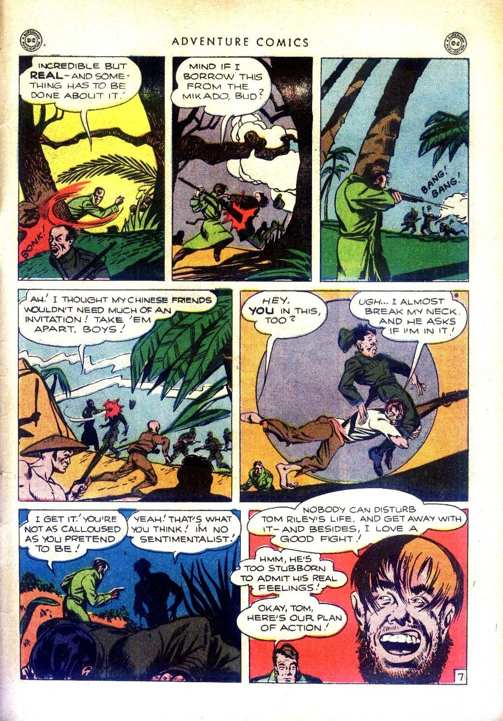 Read online Adventure Comics (1938) comic -  Issue #97 - 49