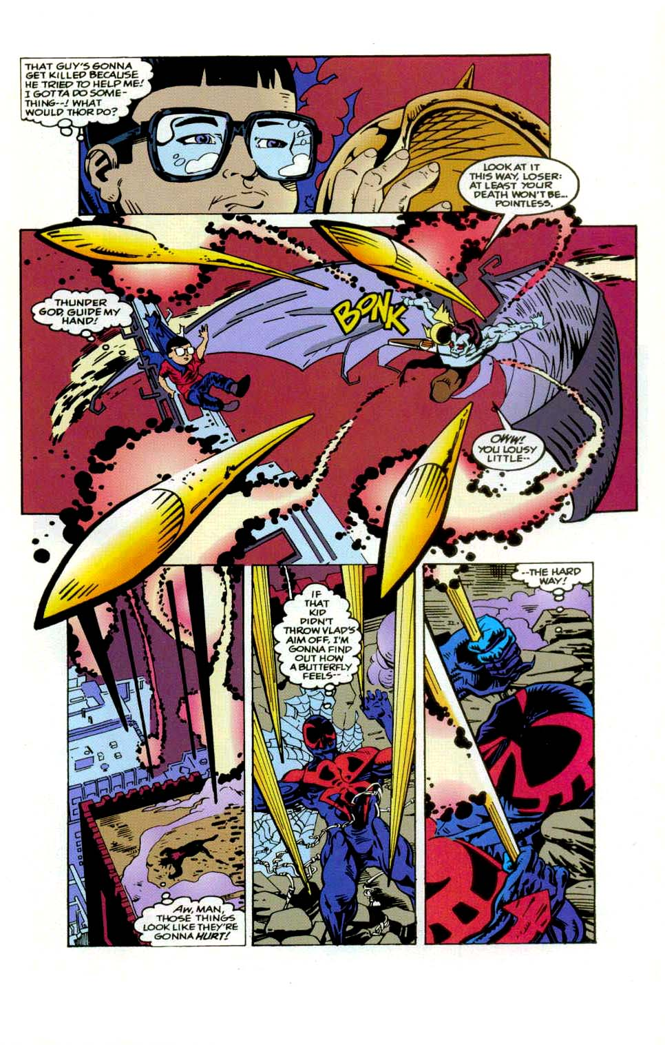 Read online 2099 Unlimited comic -  Issue #9 - 20