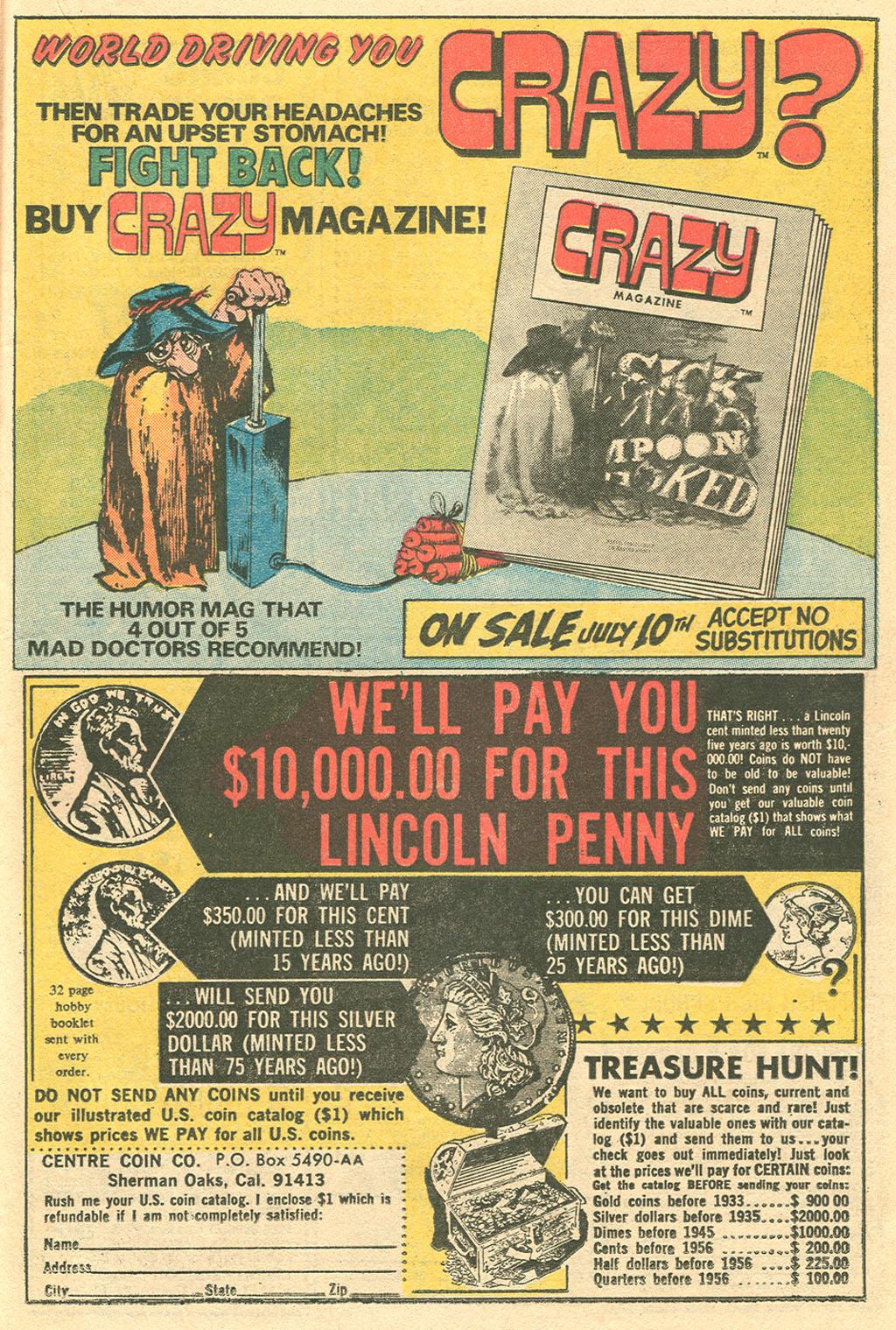 Read online Two-Gun Kid comic -  Issue #113 - 21